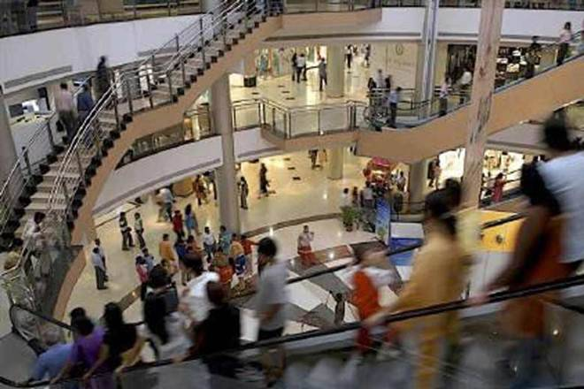 Phoenix Market City Mall, retail sector, retail industry