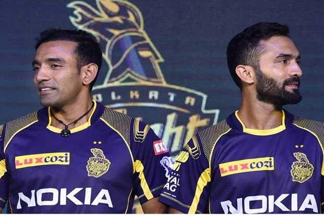 RR vs KKR, Dinesh Karthik's captaincy, Robin Uthappa, Gautam Gambhir, robin uthappa on dinesh kartik captaincy, Kolkata Knight Riders