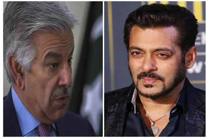 Salman Khan,Salman Khan arrest,Khawaja Asif,Pakistan Foreign Minister, twitter reaction on salman khan, back buck poaching case, detail news on black buck poaching,