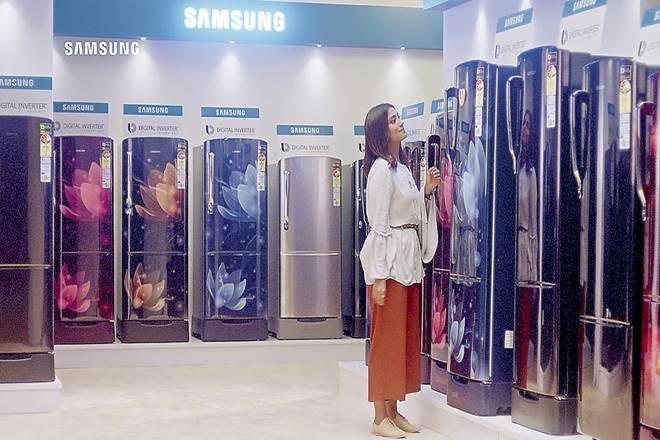 samsung add,Samsung new refrigerator,SamsungCustomer Service, samsung electronics,Samsung Digital Inverter Refrigerator