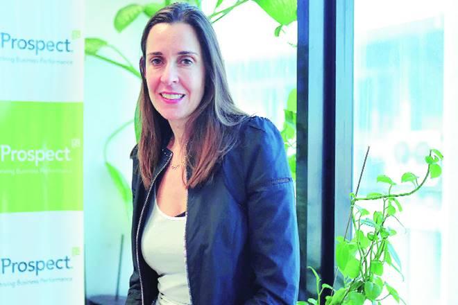 Joanna Catalano, APAC, iProspect