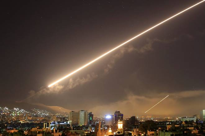 syria, syria news, syria war, syria strike, syria crisis, US attack syria, air strike, NATO, Jens Stoltenberg, UN chief Antonio Guterres, UN, Antonio Guterres, Moscow, russia, defence