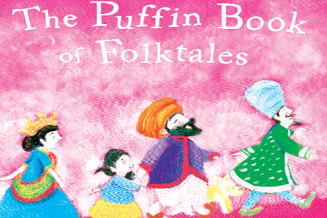 World Book Day, Puffin India, flipkart, UNESCO, new delhi, The Puffin Book of Folktales
