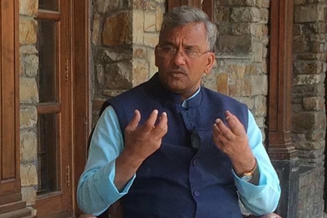 Trivendra Singh rawat, trivendra rawat interview, Uttarakhand, BJP, Trinvender rawat uttarakhand, bjp uttarakhand government, bjp, bharatiya janata party, one year of uttarakhand government, gairsain, uttarakhand tourism