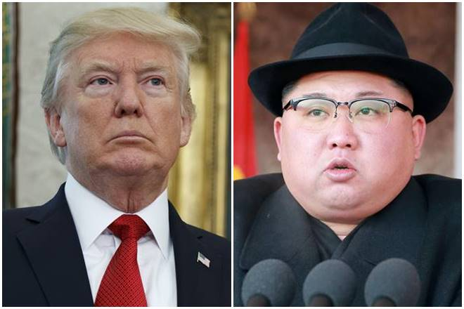 Donald Trump, Kim Jong Un, US president donald trump, US, America, North Korea, North Korean dictator, North Korea leader Kim Jong Un, donald trump meets Kim Jong Un, world news