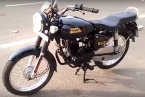 Royal Indian Bullet: A 100 cc Royal Enfield Bullet that delivers 90 kmpl - The Financial Express