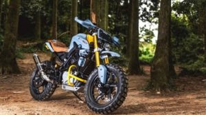 BMW G310R Scrambler: Stunning, modified avatar of the most affordable BMW motorcycle! - The Financial Express