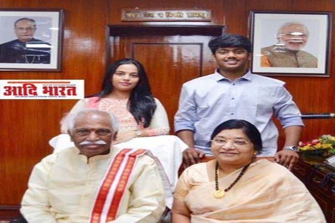 Bandaru Dattatreya, Bandaru Vaishnav, cardiac arrest, Bandaru Dattatreya son, Bandaru Dattatreya son death, BJP leader Bandaru Dattatreya