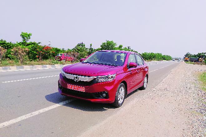 honda, Honda Cars India Ltd, HCIL, rajesh goel, tata, passenger vehicle, honda amaze, honda india