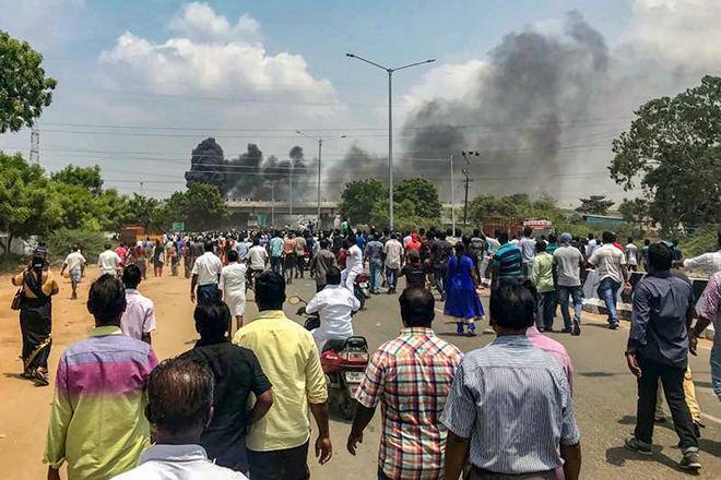 Anti-Sterlite Protests, Tamil Nadu, internet in Tuticorin, Tuticorin