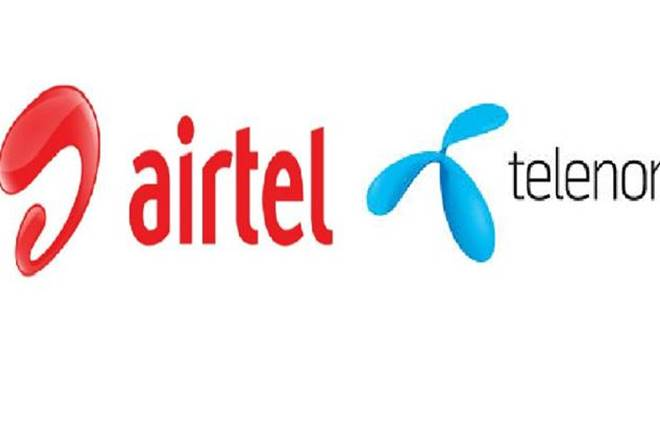 bharti telenor merger, bhartiairtel, telenor, DoT