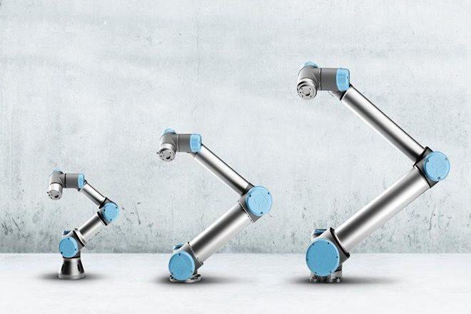 Cobots, robots, collaborative robots, automate Indian banking sector, Indian banking sector,banking sector,Universal Robots, banking, bank, G+D, Gieseck + Devrient