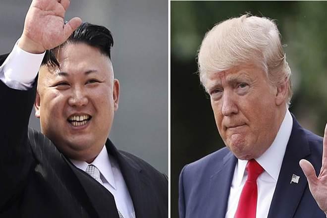 Trump-Kim, Donald Trump,Kim Jong un, Secretary of State Mike Pompeo,Mike Pompeo