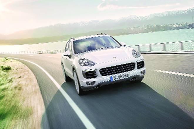 Porsche,Porsche India,Cayenne E-Hybrid SUV,Cayenne, SUV
