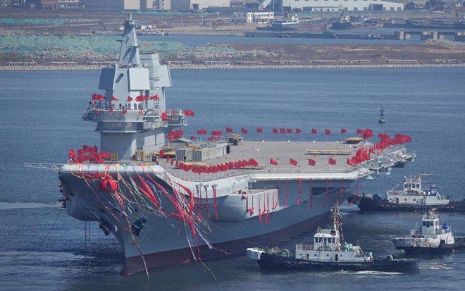 China, Chine military, China aircraft carrier, China carrier, China navy,