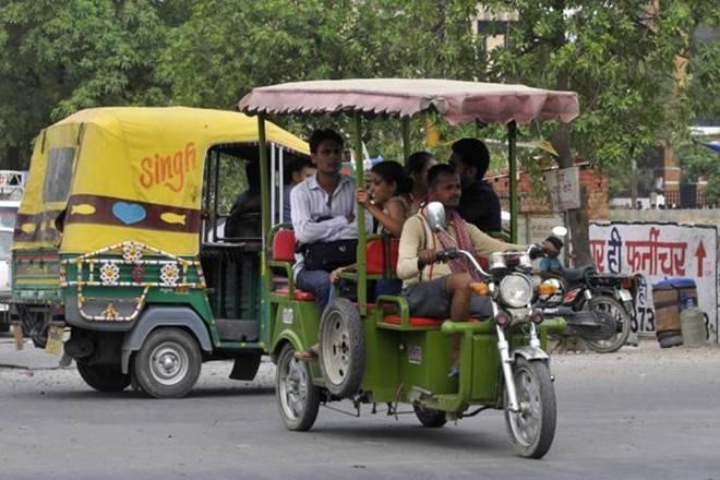e rickshaw, GST, e rickshaw tyreGST, maharashtra, AAR