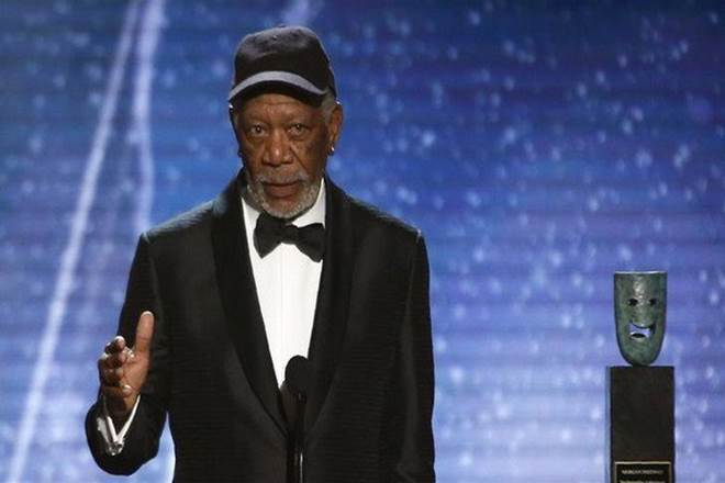 Morgan Freeman, Screen Actors Guild, sexual harassment, sexual misconduct, lifetime achievement honour, Lifetime Achievement Award, Oscar winning actor, world news