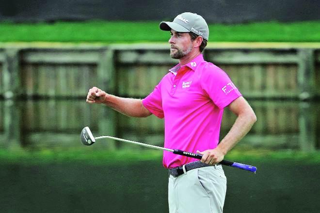 Webb Simpson, golf