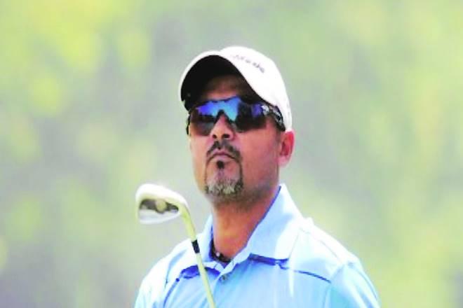 Golfer Rahil Gangjee, golf. golf news, golf news india