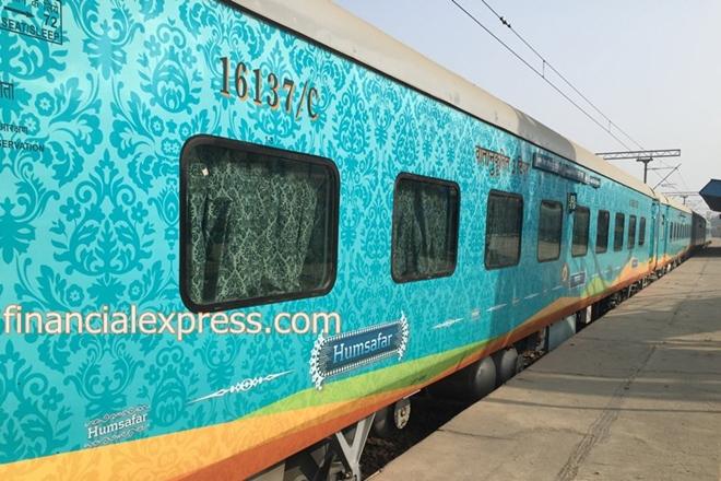 allahabad anand vihar humsafar express, allahabad, anand vihar, new train list, rail budget, piyush goyal, hamsafar express list, new hamsafar express