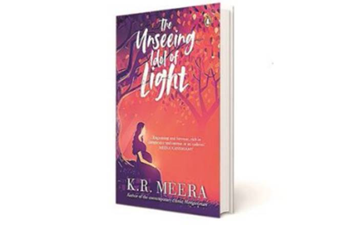 The Unseeing Idol of Light, book review, kr meera
