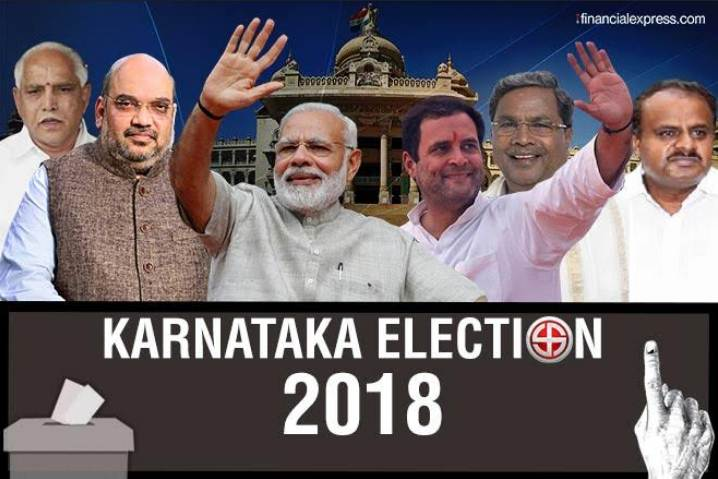 karnataka election result 2018 live