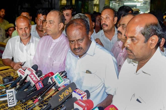 karnataka election results, karnataka election results 2018, hd kumarswamy, congress, bjp, jds