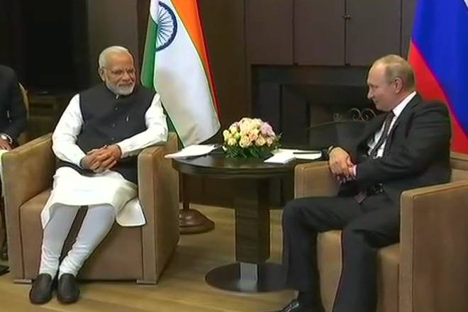 Modi, modirussiavisit, pm narendra modi in russia, pm narendra modi russia visit, russia visit pm narendra modi, modi meets vladimir putin