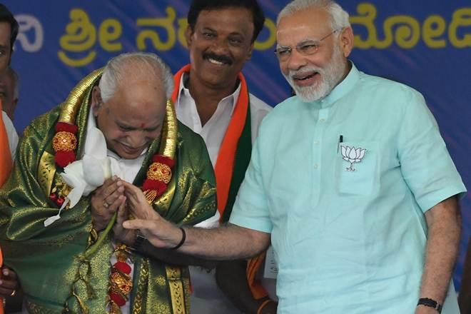narendra modi karnataka