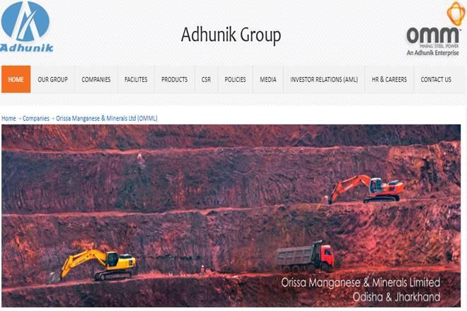jharkhand govt, Orissa Manganese & Minerals, resolution process, CoC