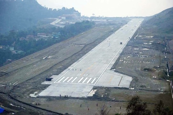 Pakyong airport in Sikkim to open soon