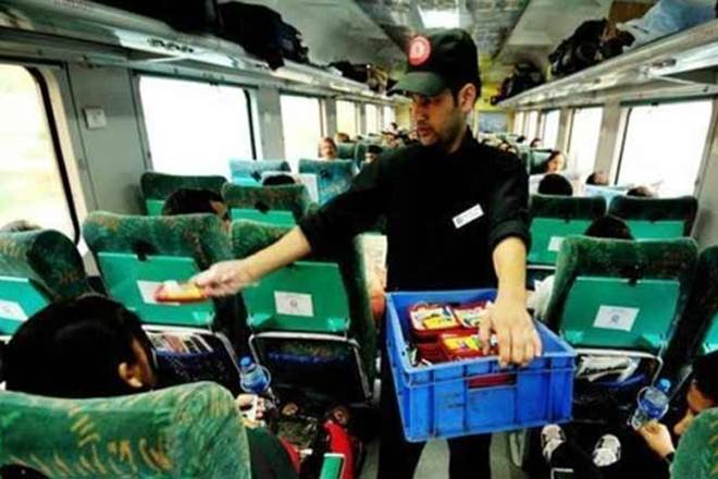 railways, indian railways, railway food, train food, food on train, mahatma gandhi, gamdhi jayanti, october 2, railways ministry, vegetarian food, veg food on train, railway pantry