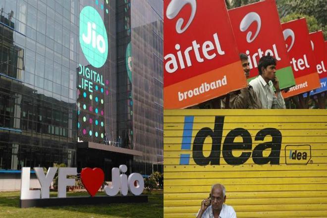 idea, airtel, jio, postpaid plan