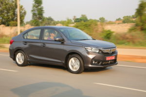 2018 Honda Amaze India prices start at Rs 5.59 lakh: How it compares variant-wise with competition - The Financial Express