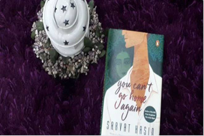 You Can't Go Home Again, book review, short stories, sarvat hasin