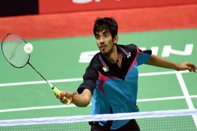 Kidambi Srikanth, shuttler Kidambi Srikanth, badminton, 018 Badminton World Championships
