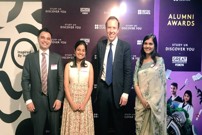 UK alumni awards, study UK alumni awards 2018, India, british council