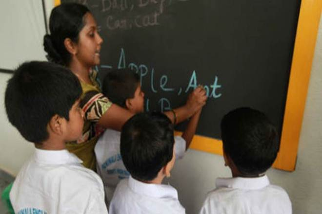 delhi government, english teaching