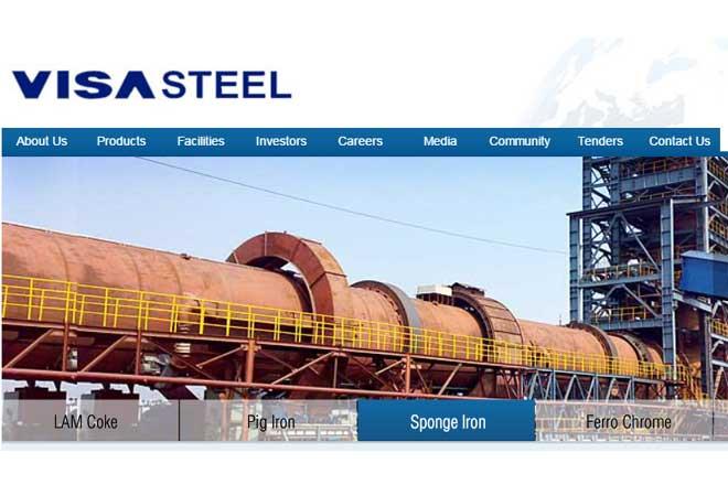 visa steel,Visa Steel case, NCLT, SBI