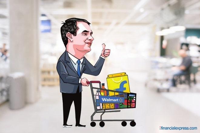 Flipkart, Trilegal, Walmart, E-commerce, Shardul Amarchand Mangaldas & Co, Shardul S. Shroff, Walmart, India, Sachin Bansal, Binny Bansal, walmart flipkart, walmart flipkart deal, flipkart walmart deal in hindi, business news in hindi