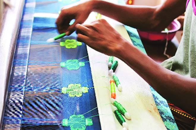 handloom industry, weaving industry, india