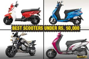 Best scooters under Rs 50,000 in India: Honda Activa, TVS Scooty Pep+ and more - The Financial Express
