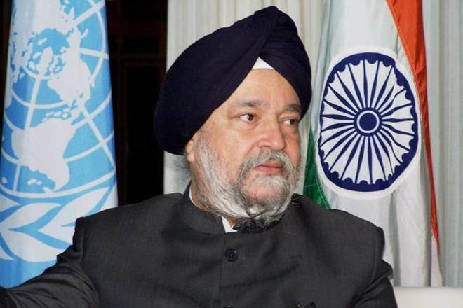 Hardeep Singh Puri, NAREDCO Global Investment Summit, Supreme Court, Amrapali Group, Jaypee Infratech, RERA