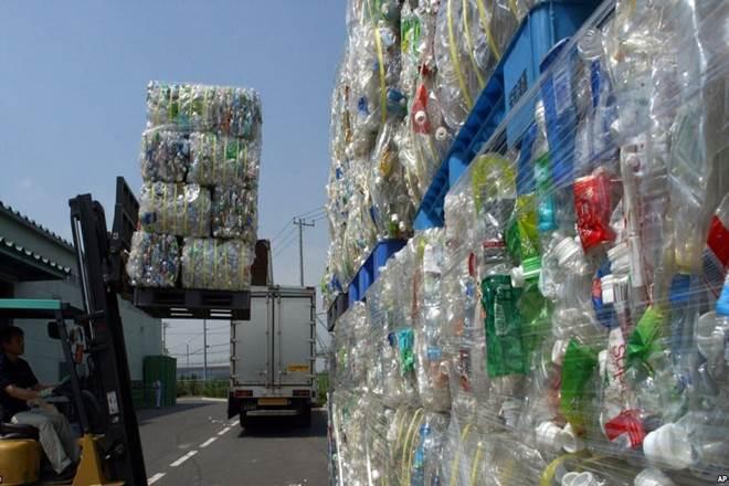 world, plastic waste, world by 2100, india, UN