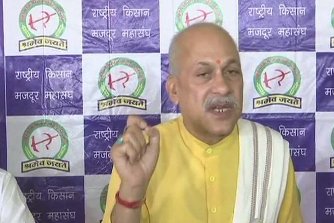 Shiv Kumar Sharma, President, Rashtriya Kisan Mazdoor Mahasangh