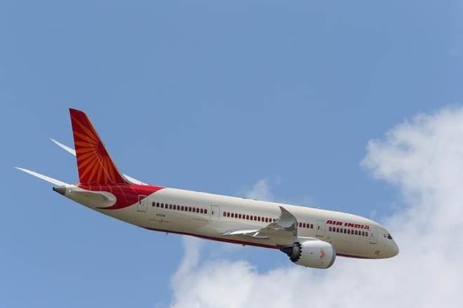 Khadi, Air India, KVIC, Khadi and Village Industries Commission, Air India international flights