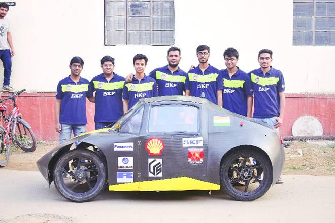 Chennai, shell, shell eco marathon,SEM Challenger ,sem
