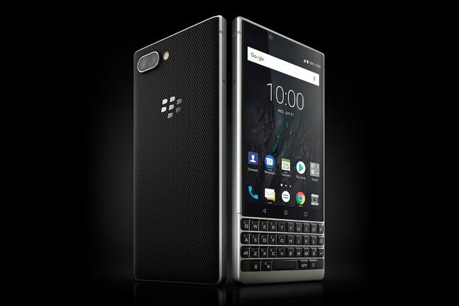 blackberry, blackberry key2