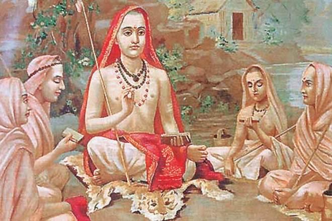 shankaracharya, book on shankaracharya