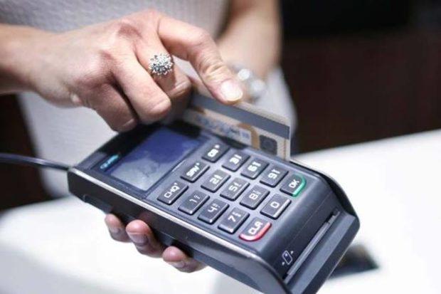 debit card, pos